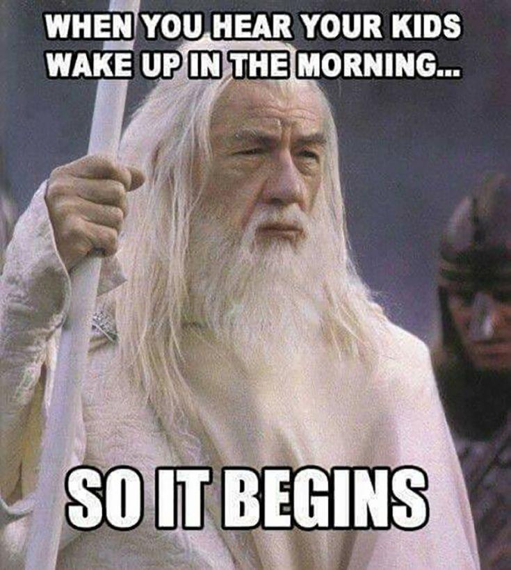 Funny Good Morning Memes Funny Mom Memes Motherhood Memes Mommy Humor