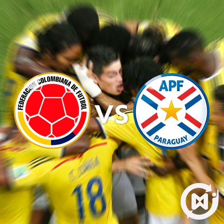 Hoy juega Colombia