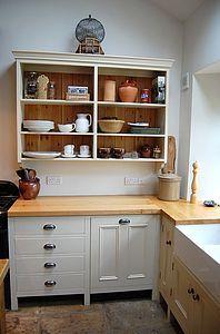 Bespoke Handmade Wood Kitchen - furniture