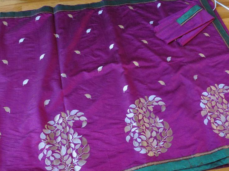 Lot of 3 Silk Sarees #Unbranded #Saree