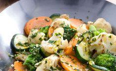 Cauliflower - bloemkool uit de wok