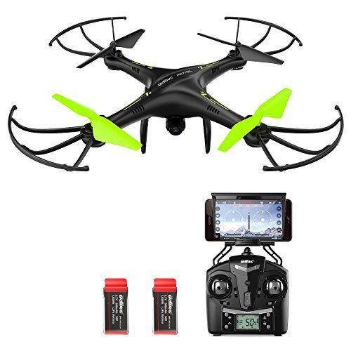 Offerta di oggi - Potensic Drone con Telecamera, U42W Aggiornato