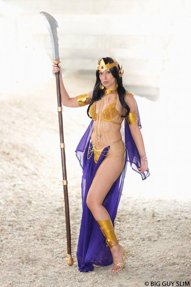 The Princess of mars dejah thoris cosplay apologise