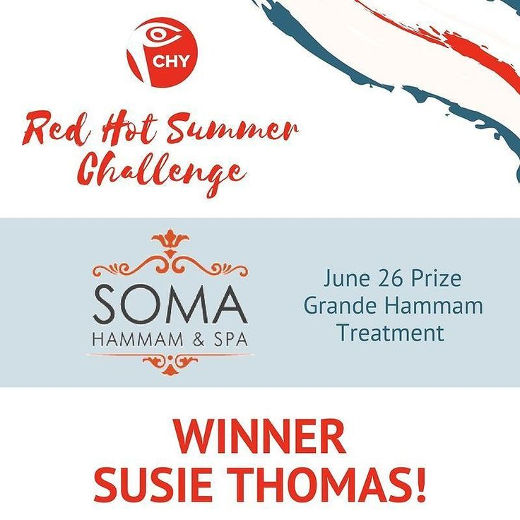 It's happened! We had a day over 28C yesterday so we are giving away a wonderful prize.  Our friends at Soma Hammam and Spa @somacalgary have graciously given a Grande Hammam Treatment valued at $150. Soma is the only Hammam in Calgary and we are so happy they have partnered with us.  We randomly drew a name and Susie Thomas is our winner. She braved the heat at the end of the day coming to the 8pm Hot Flow class with Jazmine. Thank you to everyone who came in yesterday. If you want to win…
