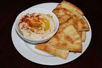 Smooth and Creamy Hummus from The Garlic Press