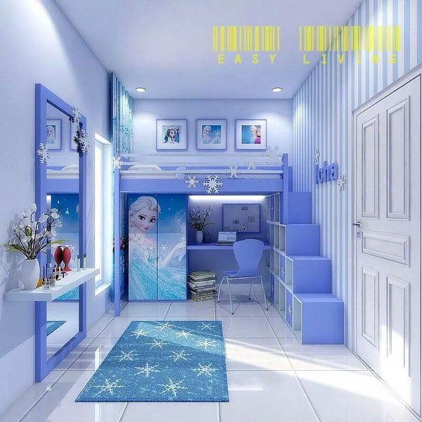 Image Result For Frozen Bedroom