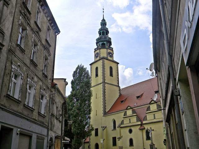 Bystrzyca Kłodzka, Poland