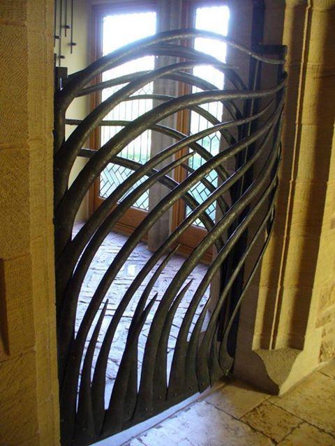 blacksmith railing - Google Search