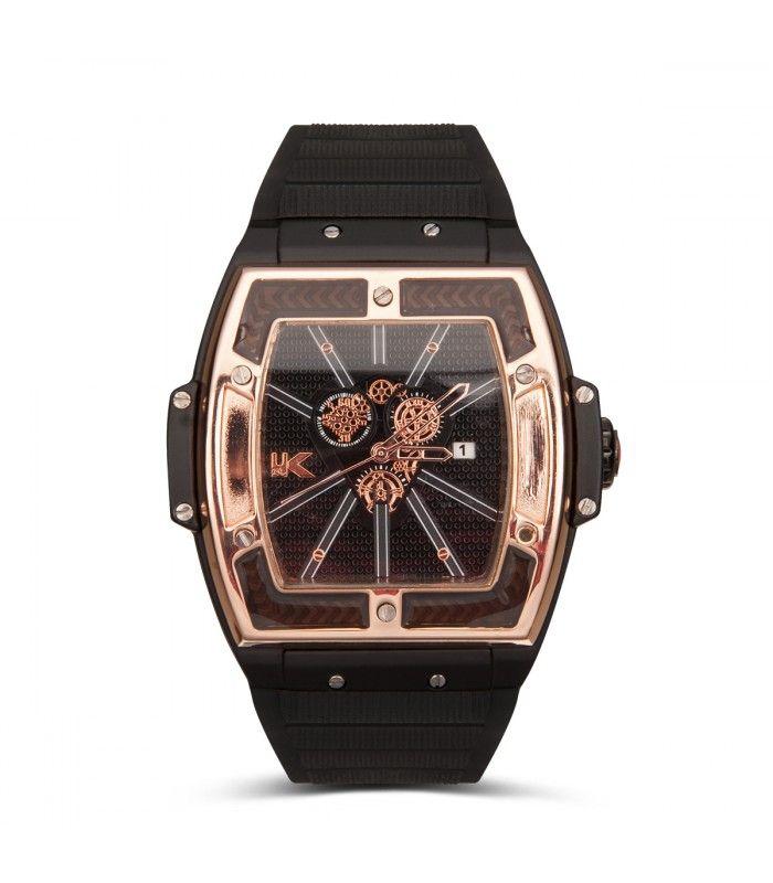 Yaki Mens Analog Quartz Wrist Watch 8585 - Yaki Watches Shop
