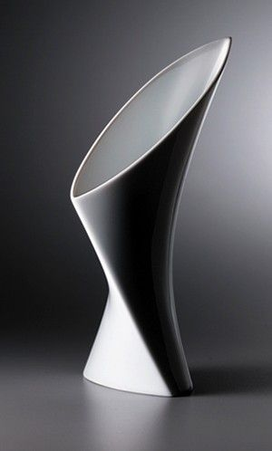 Fred Bould | Torso Vase Nambé