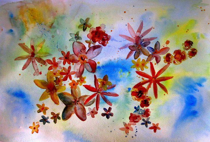 fiori danzanti