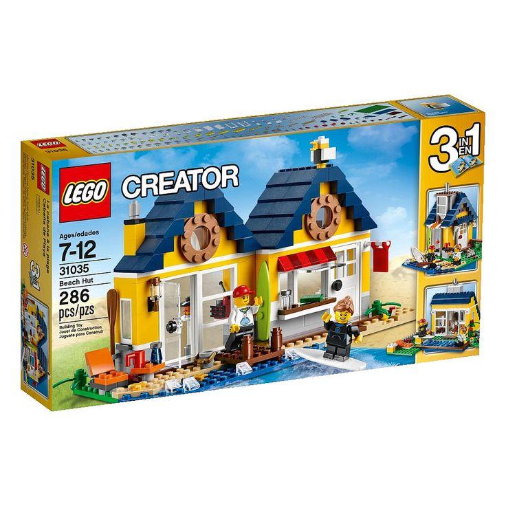 Lego Beach House Walmart: 1000+ Ideas About Lego Creator House On Pinterest