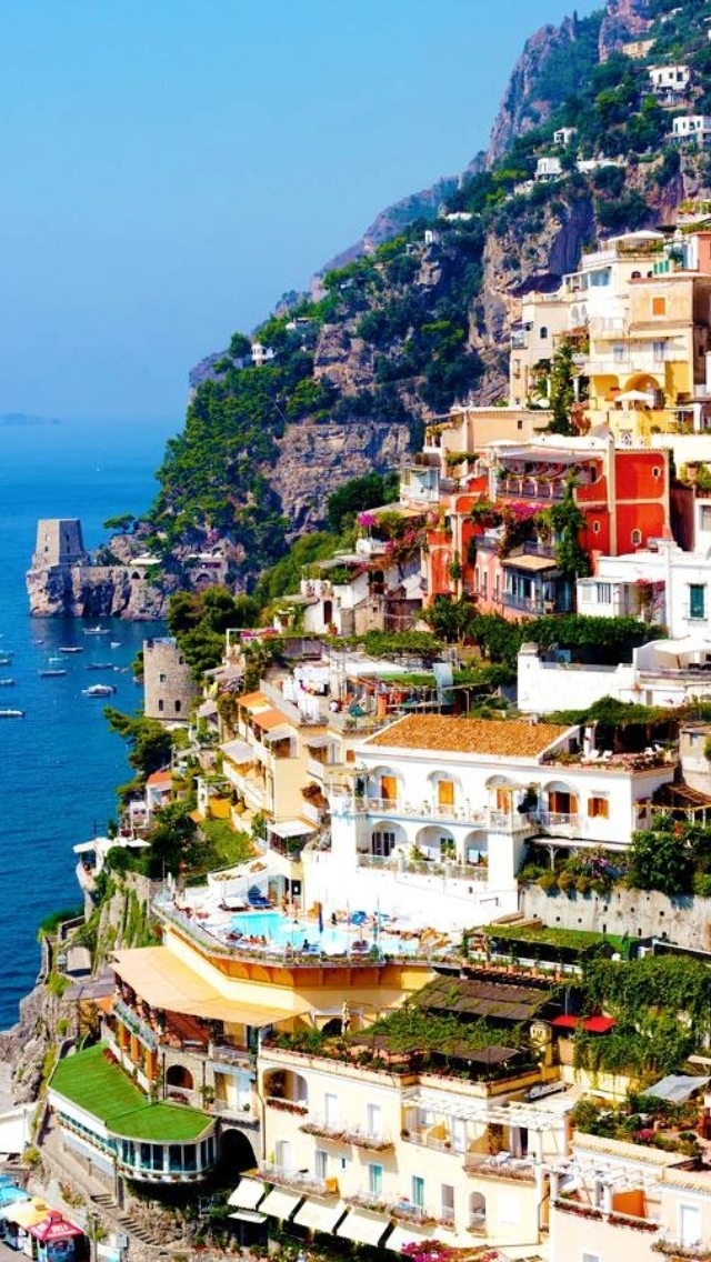 Ahh! Italy