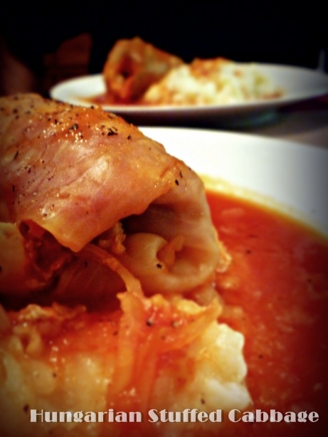 stuffed cabbage. Another one. I can't find the perfect recipe!