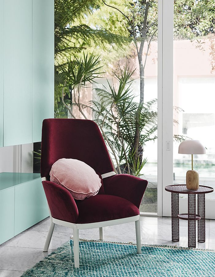 The 2018 interiors colour trends consists of four palettes, which reflect the prediction that design will shift from prescriptive to more personalised.