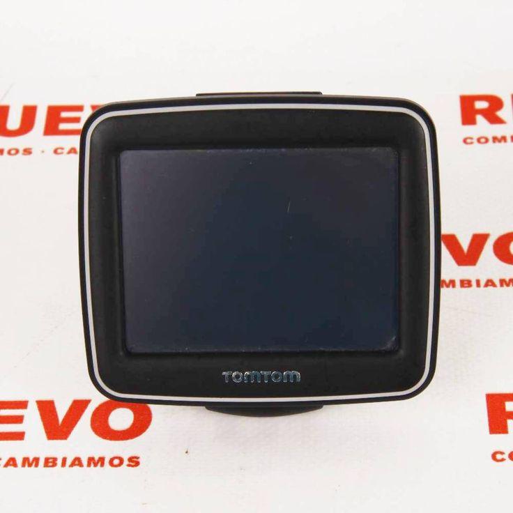 #GPS #TOMTOM #1EX00 E270630 de segunda mano | Tienda online de segunda mano en Barcelona Re-Nuevo #segundamano