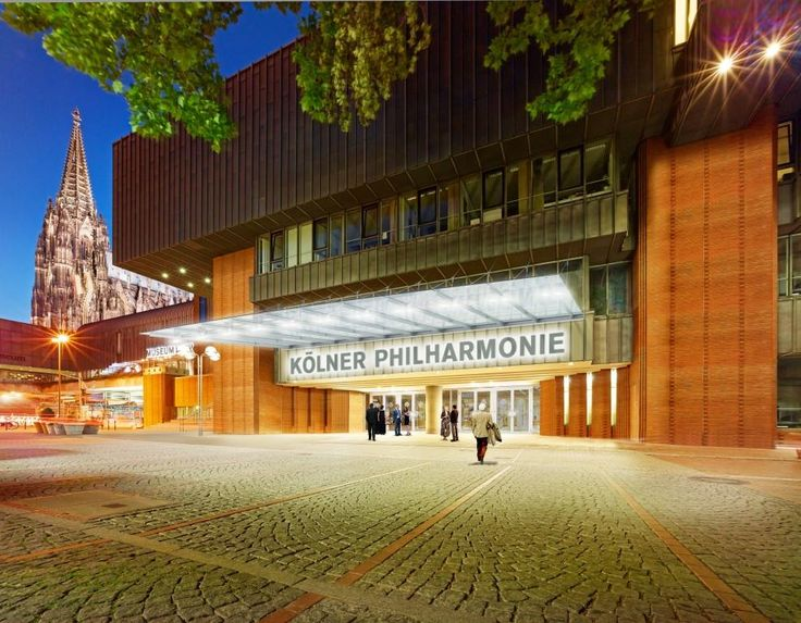 Köln Philharmonie Tickets
