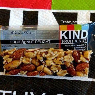KIND Bar Fruit & Nut Delight | カインドバー フルーツ&ナッツ | #KINDBar #FruitNut #カインドバー #フルーツ #ナッツバー #プロテインバー #CleanEating #proteinbar