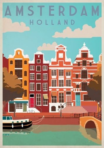 A3-VINTAGE-RETRO-TRAVEL-RAILWAYS-Posters-Old-Style-Home-Art-Print-Wall-Decor
