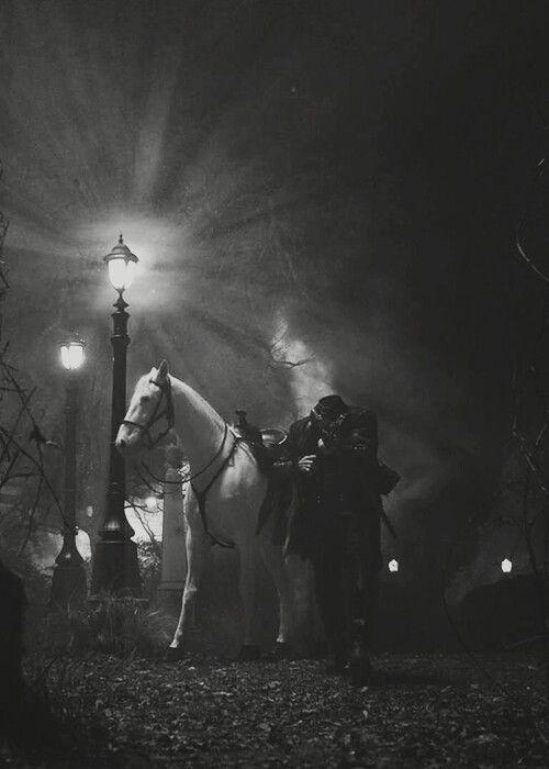 """The Headless Horseman rides again in """"Sleepy Hollow"""" on FOX! (2013)"""