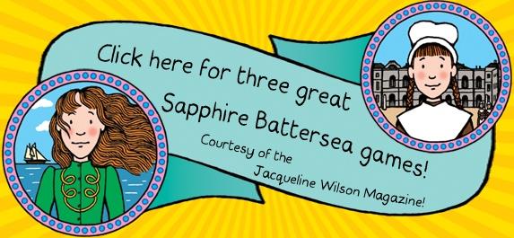 Jacqueline Wilson website