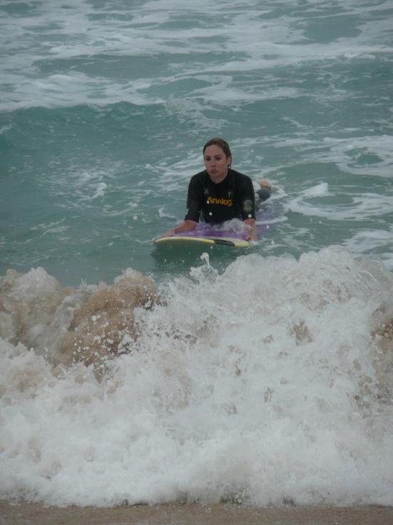 alison haislip surfing australia - http://johnrieber.com/2013/04/01/surfs-up-for-alison-haislip-and-the-notorious-bra-boys/