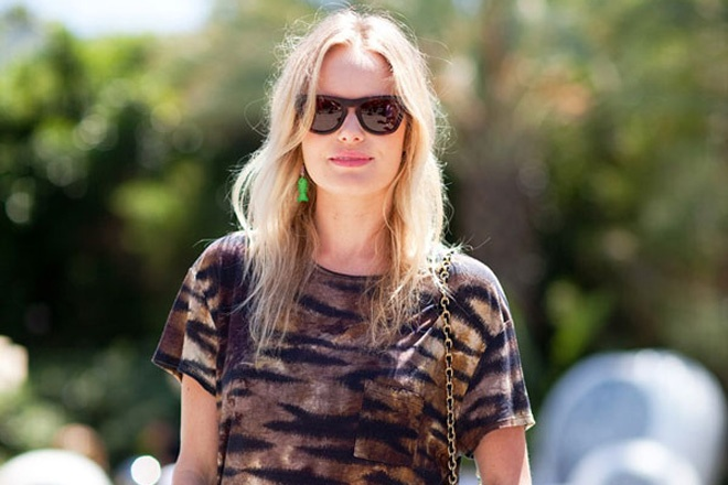 Did Kate Bosworth use a stylist for Coachella?