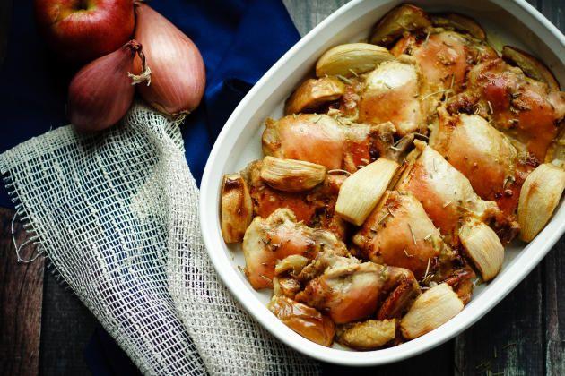 Best 25+ Baked rosemary chicken ideas on Pinterest | Lemon ...