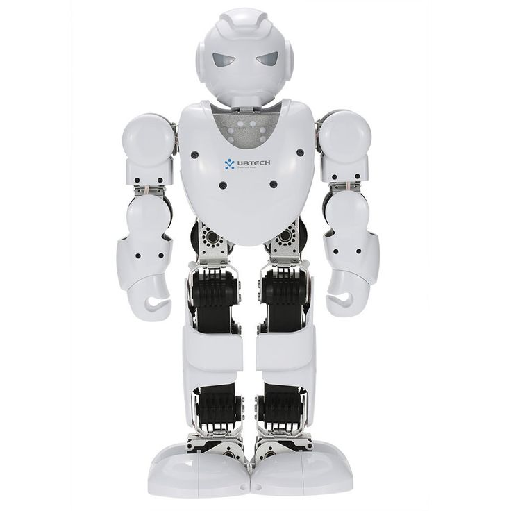 ALPHA 1S: meet a new generation full-featured humanoid robot, which can be programmed with 3D PC software and operated intelligently with an APP; make stunning and accurate movements as programmed. CHECK MORE: www.DailyGadgets4All.com