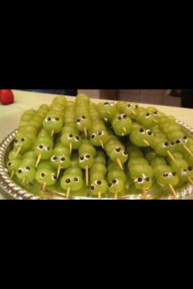 Centopeias de uva