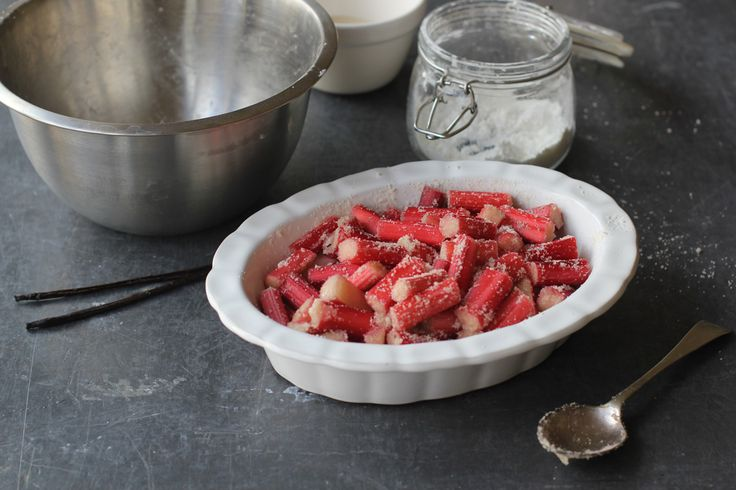 Sour and sweet rhubarb is now in season, so it's prime time to get making a…