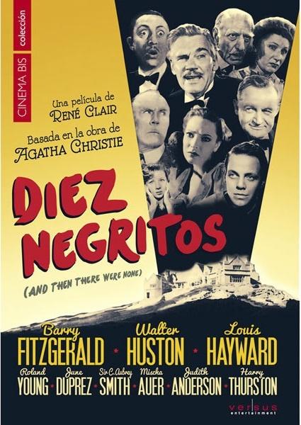 Adaptación da novela homónima de Agatha Christie. Un misterioso personaxe invita a dez persoas a pasar un fin de semana nunha illa, pero, cando chegan, o anfitrión non está; o que atopan é unha cinta gravada sobre un asasinato e os posibles sospeitosos.