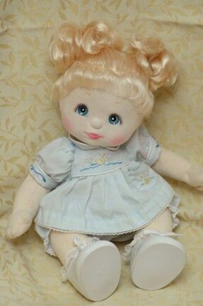 MY CHILD DOLLS- I actually had this one