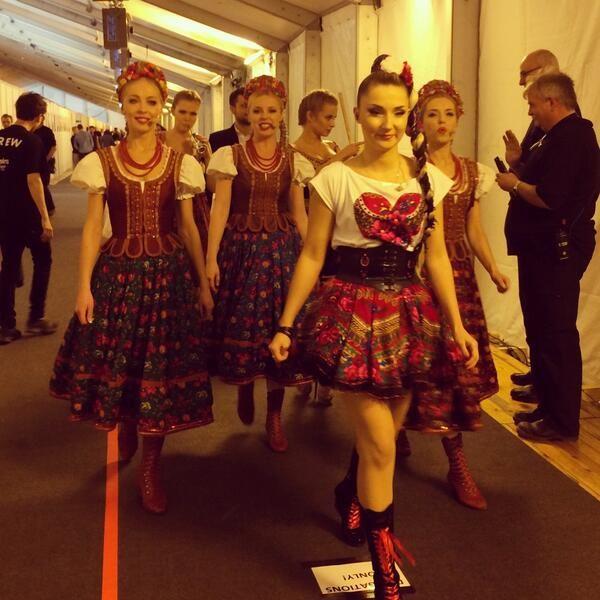 POLSKA * POLAND *** Eurovision 2014
