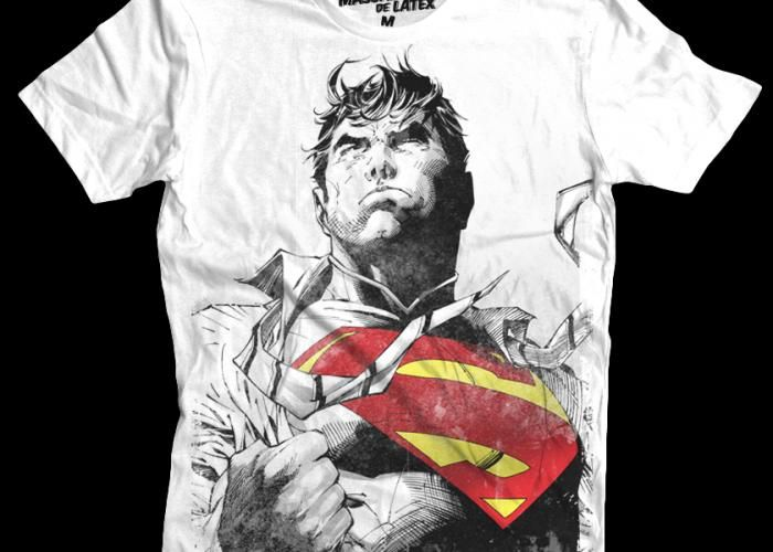 Superman Unchained - Hombre #Superman #DC #MascaraDeLatex