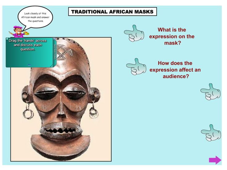 """This terrific resource provides IWB support material for the Stage 3 Visual Arts Unit of Work """"Face It"""". Students investigate the representation of the face in traditional and theatrical masks, considering how exaggeration and distortion of facial features creates expression that has meaning for an audience. They experiment with make-up, make a ceramic mask and also make digital portraits and use photo-enhancing software to manipulate images to exaggerate expression…"""