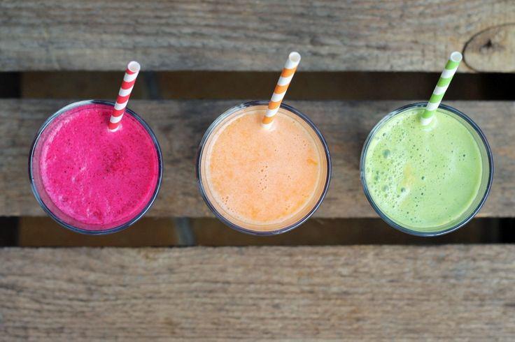 3 Saft Rezepte – Und Wie Ich Zu DETOX Stehe | Projekt: Gesund Leben | Clean Eating, Fitness & Entspannung