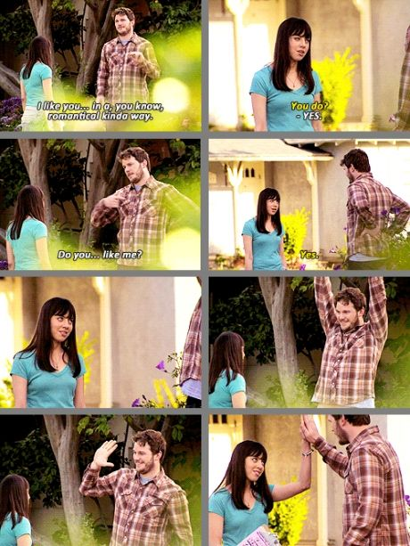 Best couple on TV. I want this to happen to me