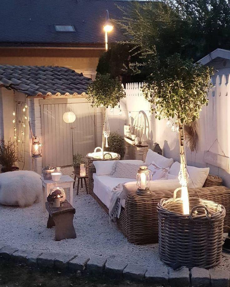 64 Backyard Patio-Ideen, die Sie begeistern und inspirieren werden #backyardpatio #patioideas …   – Garten
