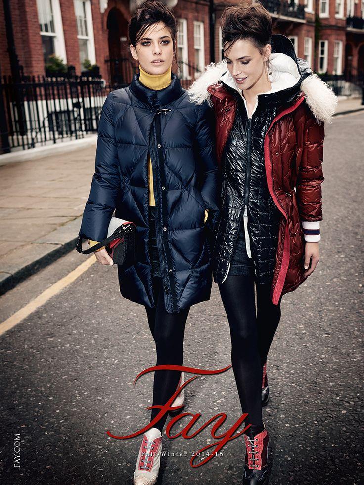 Women's Fall - Winter 2014/15 campaign.