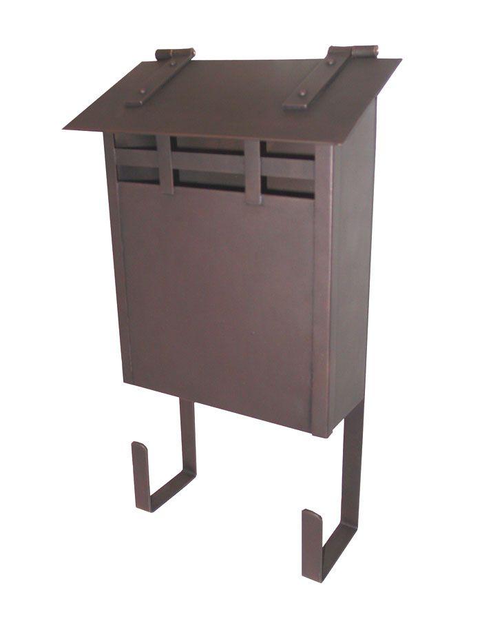 Copper Craftsman Mailboxes
