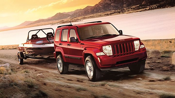 Attractive Jeep Liberty Limited