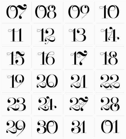 iloveligatures:  Ajándék Terminal - AT Xmas / 2013 -Graphic Design, Interior Design, Typography by Kiss MiklósFacebook | Twitter | Tumblr | Pinterest | Instagram | Submit