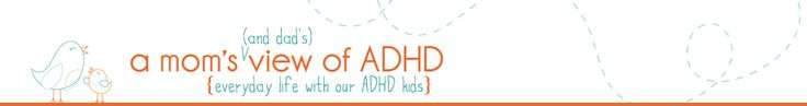 NEWLY DIAGNOSED | a mom's view of ADHD. I think this website is really really going to save our lives.
