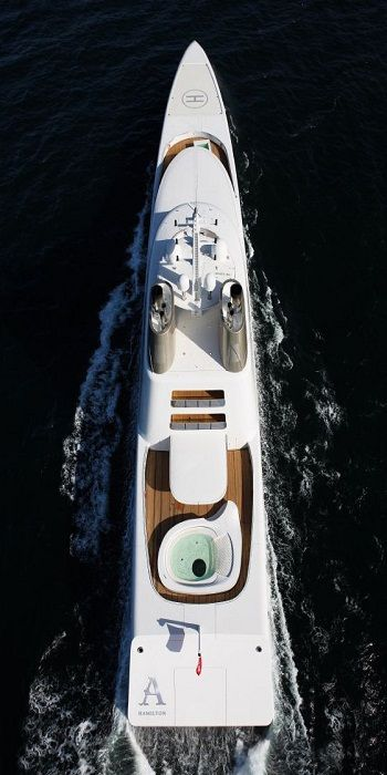 Luxury at its finest Deluxe yachts and interiors