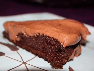 Lavkarbo sjokoladekake