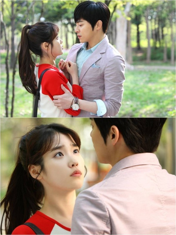 [Spoilers] IU and Jo Jung Suk get too close for comfort on Youre the Best Lee Soon Shin