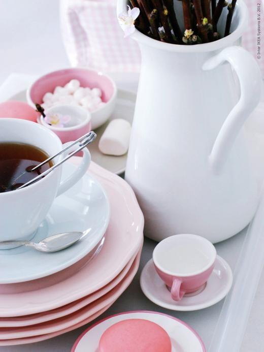 Duktig 10 piece coffee tea set multicolor serveware coffee and tea parties - Duktig tea set ...
