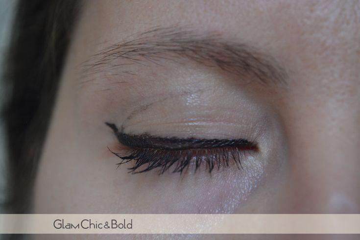 4 modi sbagliati dell'applicazione dell'eyeliner