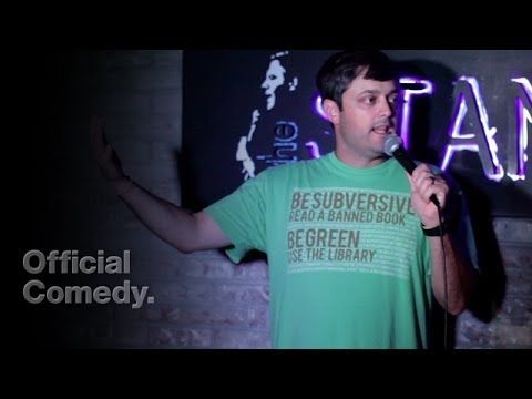 Don't Shake the Baby - Nate Bargatze - Official Comedy Stand Up - YouTube